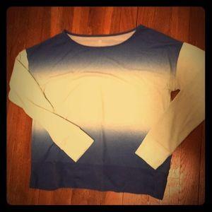 GAP Fit Breathe Shirt Blue